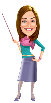 Helice Agria Caricature