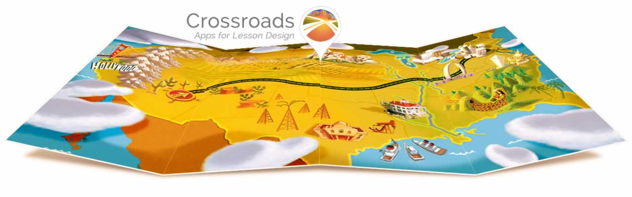 Crossroads: Apps for Lesson Design