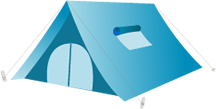 camp innovate tent