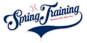 Spring Training CTL Near You logo