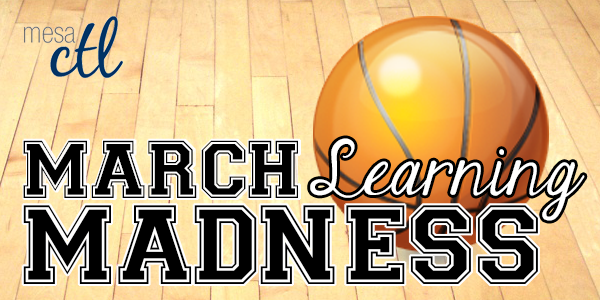 March Learning Madness Logo