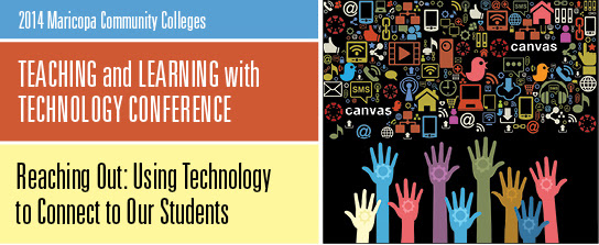 MCLI 2014 Teaching and Learning with Technology Conference Logo