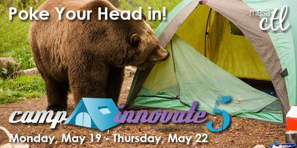 Camp Innovate May 19-May22
